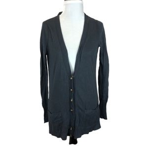 Marc by Marc Jacobs Cardigan Gray-Blue Small